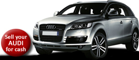 Sell your Audi southampton